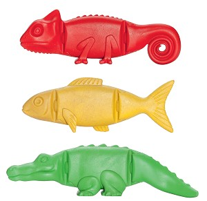 Anbac Toys - Kleurijke dieren