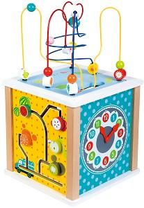 Lelin Toys - Activiteiten Kubus - Boerderij