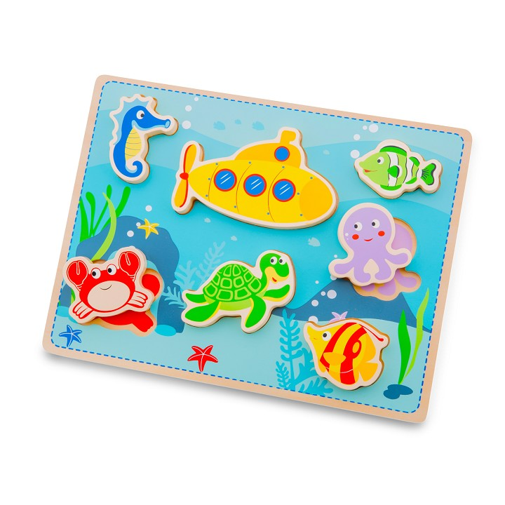 New Classic Toys - Chunky Sea Puzzel