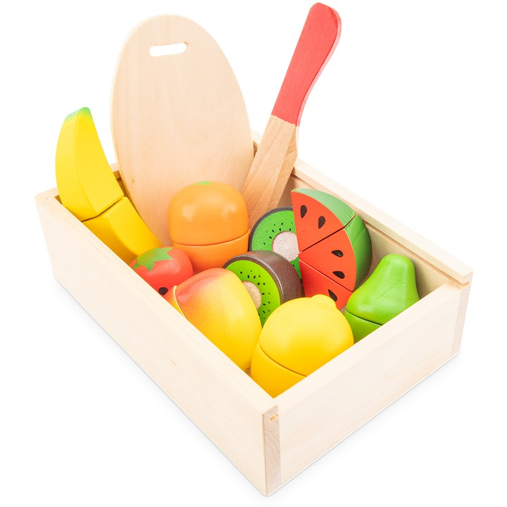 New Classic Toys - Snijset - Fruit Box