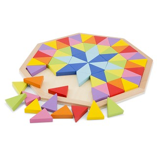 New Classic Toys - Octagon Puzzel