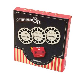 Svoora - 3D Optiviewer Disk Set
