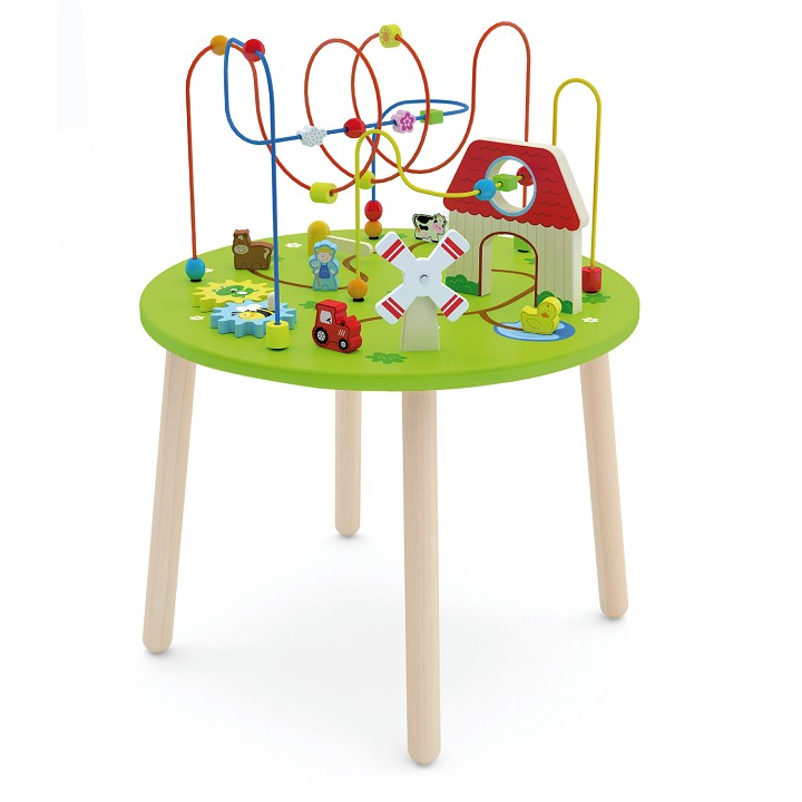 Viga Toys - Speeltafel - Multi Activity