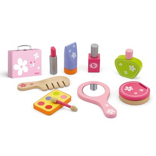 Viga Toys - Beauty Case - 10 delig