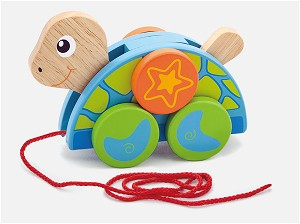Viga Toys - Trekdier - schildpad